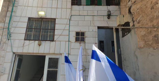 """""""למנוע מתיחות"""": ההפגנה ביפו - ללא דגלי ישראל"""