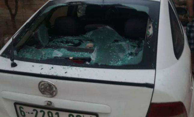 חשד לתג מחיר: רכבים הושחתו בכפר פלסטיני