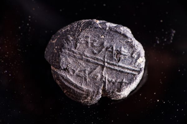"""מרגש: נמצאה טביעת חותם עליה שם מהתנ""""ך"""