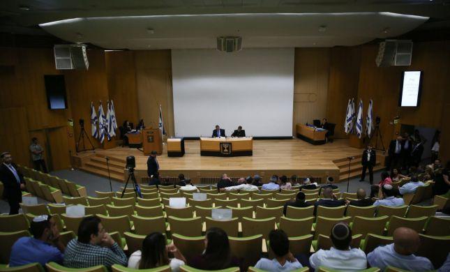 גלריה: הדיון האחרון של הכנסת ה-21
