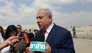 """חדשות, חדשות פוליטי מדיני, מבזקים נתניהו: """"בסקרים שלנו עוצמה יהודית עוברת"""""""