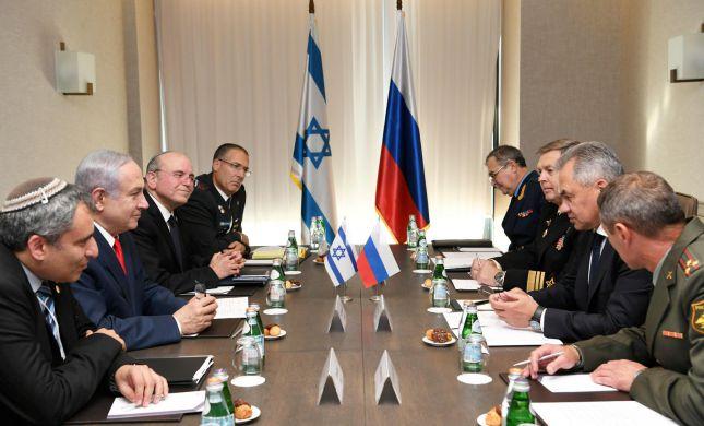 """נתניהו ברוסיה: """"חשוב למנוע התנגשויות מיותרות"""""""