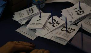 חדשות, חדשות פוליטי מדיני, מבזקים עדכון מספירת קולות החיילים: כחול לבן מתחזקת