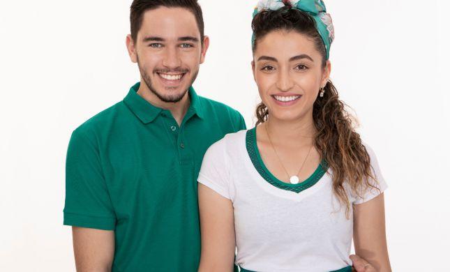 עשו כבוד: קארין ואריאל זכו במקום השני ב'מירוץ למיליון'