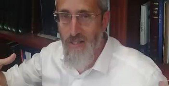 """הרב פנדל: """"עוצמה יהודית כמו נעם צריכה לפרוש"""""""