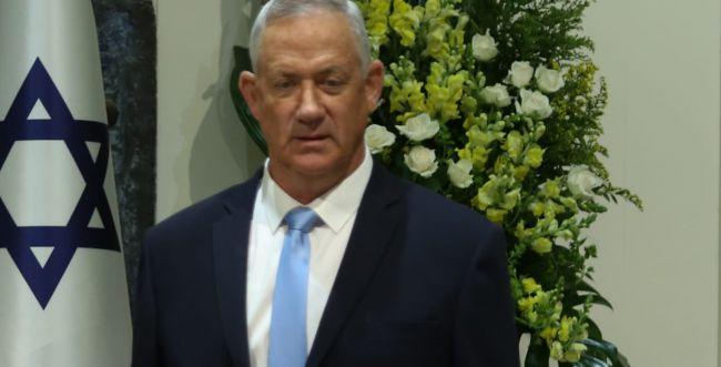 """גנץ יהיה הנואם המרכזי בעצרת לזכר רצח רבין ז""""ל"""