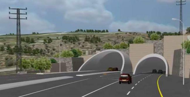 בגוש עציון מתרחבים: כביש המנהרות יוכפל