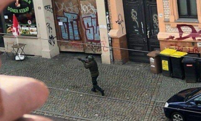 אנטישמיות בגרמניה: צעיר יהודי נפצע בהמבורג
