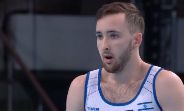 הישג לישראל: מדליית כסף באליפות העולם בהתעמלות
