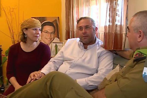 מצמרר: המפגש של קצין הנפגעים עם משפחת טהרלב