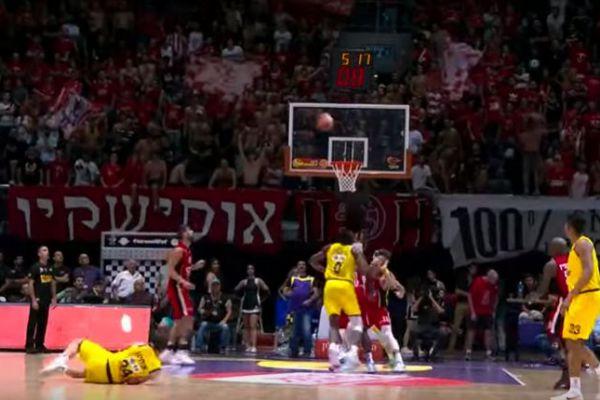 הפועל חולון ניצחה במשחק הפתיחה של עונת הכדורסל