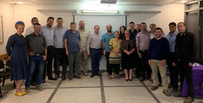 פגישת חירום של קבוצות הליכוד ביהודה ושמרון