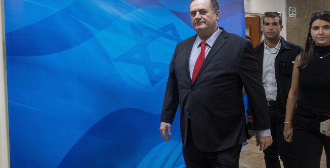 """ישראל כץ הדליף מהקבינט; דו""""צ: """"מקפידים על סודיות"""""""