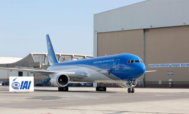 טיסת מבחן: נחשף מטוס ראש הממשלה והנשיא