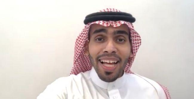 """הבלוגר הסעודי: """"חבל שאין לי פה ארבעת המינים"""". צפו"""