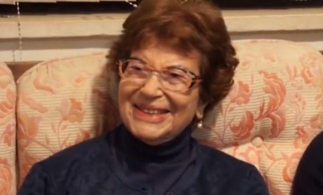 ברוך דיין האמת: בגיל 90 נפטרה מרסל ניניו