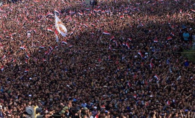 ההפגנות בעיראק: מניין ההרוגים עלה ל-104 איש