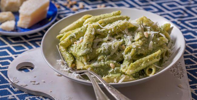 חגיגה במטבח: מתכון לפסטה פסטו משגעת