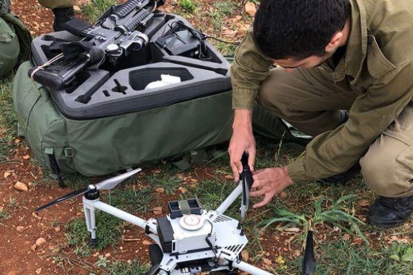 """אירוע חריג בגולן: צה""""ל ירה לעבר רחפן, נשללה חדירה לישראל"""
