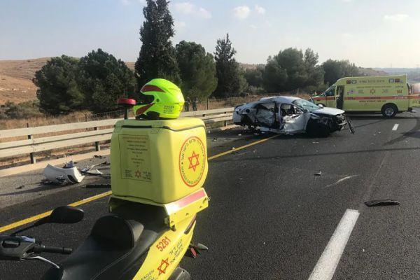 תאונה קטלנית: בת 12 ואמה בהיריון נהרגו, התינוק יולד