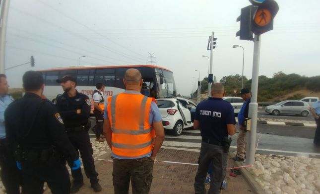 """סופ""""ש קטלני: 6 הרוגים בתאונות דרכים"""