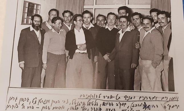 תמונה מפעם: הרב דרוקמן, והרב דרורי כפי שלא ראיתם