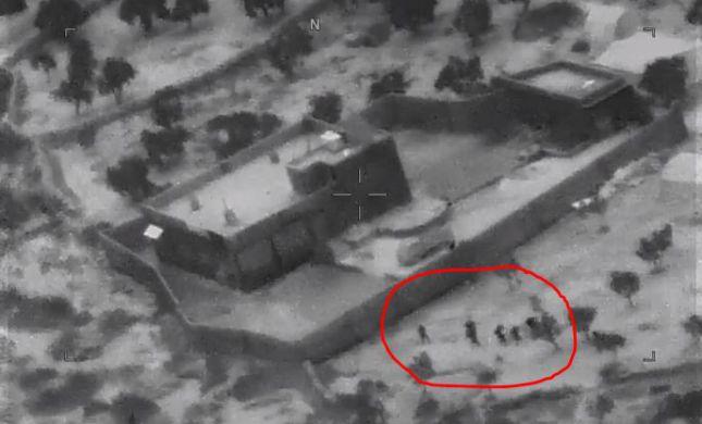 צפו: תיעוד דרמטי מהמבצע לחיסול מנהיג דאעש