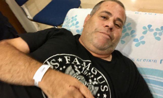 זעזוע מוח ושיניים שבורות: כתב 'ישראל היום' הותקף באלימות קשה