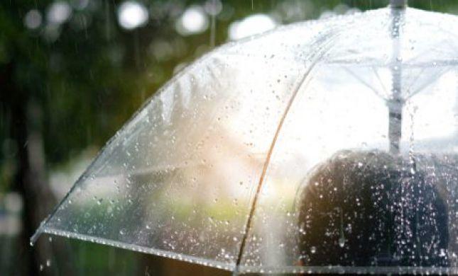 טמפרטורות נמוכות וגשם: תחזית מזג האוויר