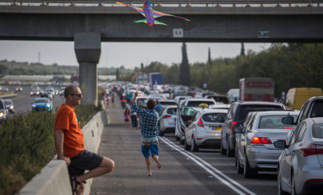 כל הארץ פקקים: מפת עומסים עדכנית בכבישים
