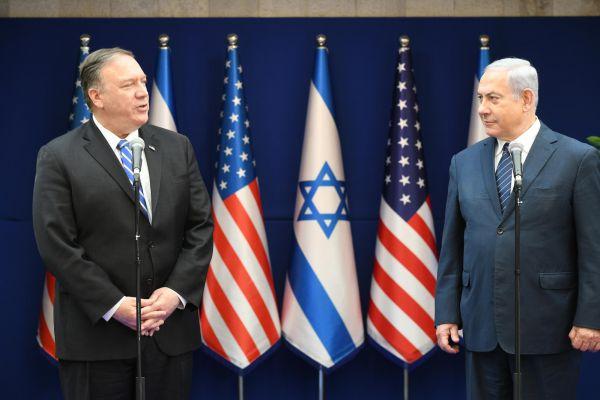 """נתניהו: """"אם יש דבר יציב זו הברית בין ישראל לארה""""ב"""""""