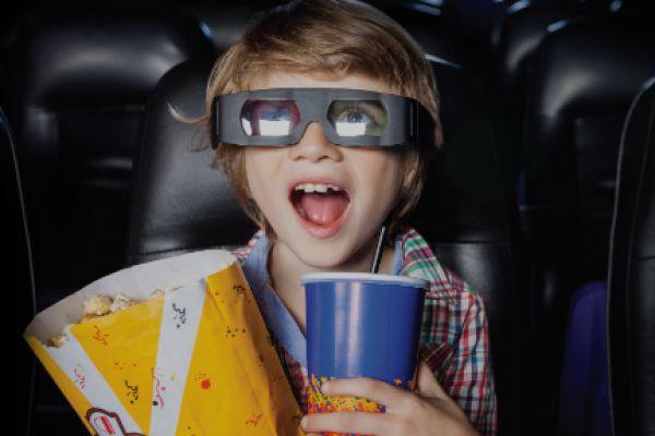 עולים לרגל? הקרנת סרטים לילדים על גג קניון הדר