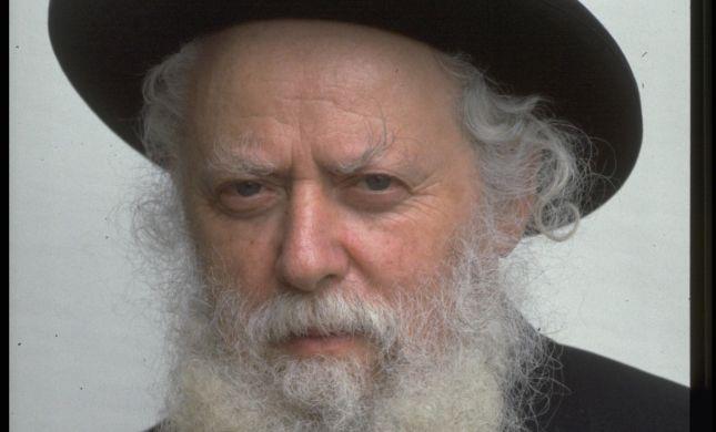 """צפו: 12 שנה לפטירתו של הרב אברהם שפירא זצ""""ל"""