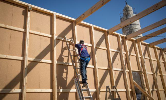 ניצן: גבר התמוטט בזמן בניית סוכה, מצבו קשה