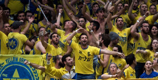 מכבי תל אביב דרסה את הפועל ירושלים. צפו
