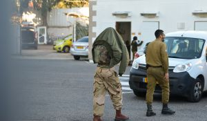 """חדשות, חדשות צבא ובטחון, מבזקים 18 חיילי נח""""ל חרדי נעצרו בעקבות קטטה עם בדואים"""