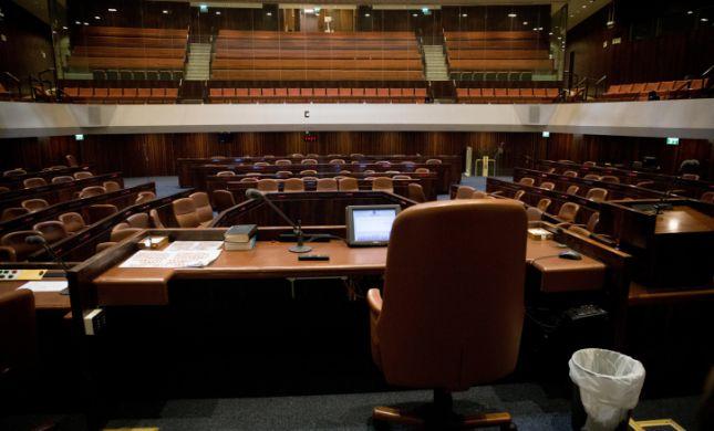 חגיגיות מהולה בחשש: הכנסת ה-22 תושבע מחר