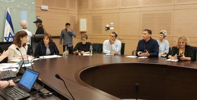 סופי: פיצול ימינה אושר בוועדה המסדרת של הכנסת