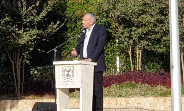 """מוטי יוגב: """"זכרם של חיילנו קורא לנו לאחדות לאומית"""""""