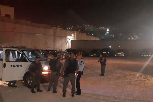 קבר רחל: מחבל פלסטיני השליך מטען צינור