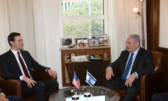 """ג'ארד קושנר בראיון ישראלי: """"צריך כאן ממשלה מתפקדת"""""""
