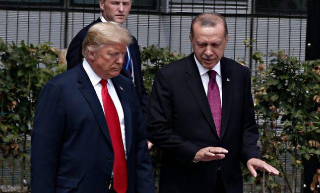 """ארה""""ב:  פתרון בסוריה או עלייה בסנקציות על טורקיה"""