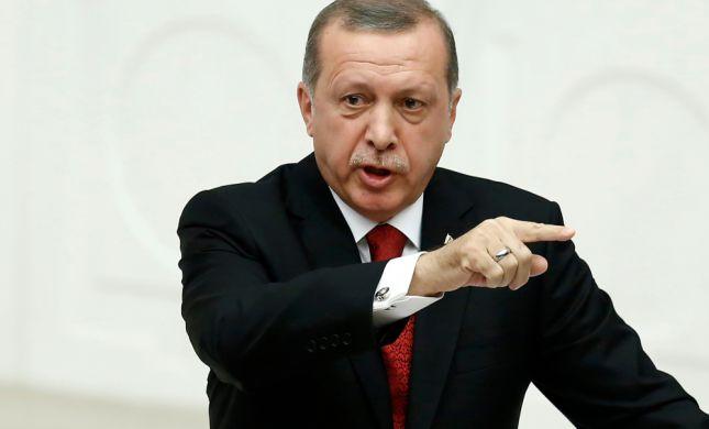 טראמפ הזהיר את טורקיה, ארדואן זרק את המכתב לפח