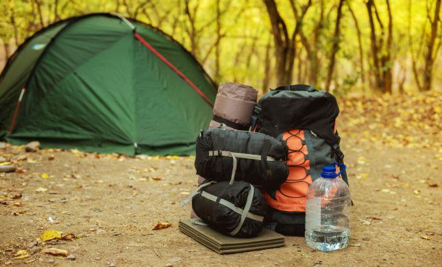 """""""אם תחנה עלי מחנה"""": המדריך המלא לקמפינג בחג"""