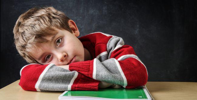 קשב וריכוז: מילד שמח שאהב לצחוק לילד שקט