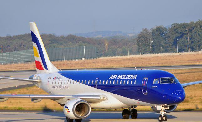 בעקבות מהומה במטוס: 3 ישראלים נעצרו במולדובה
