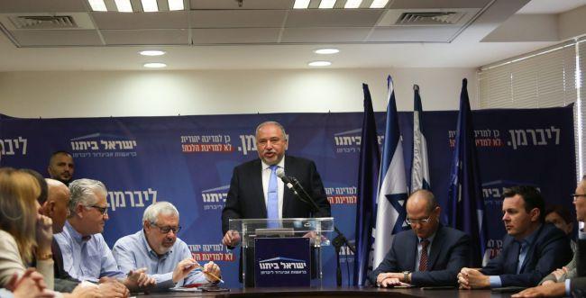 ליברמן: אלו הדרישות בדת ומדינה להקמת ממשלת ימין
