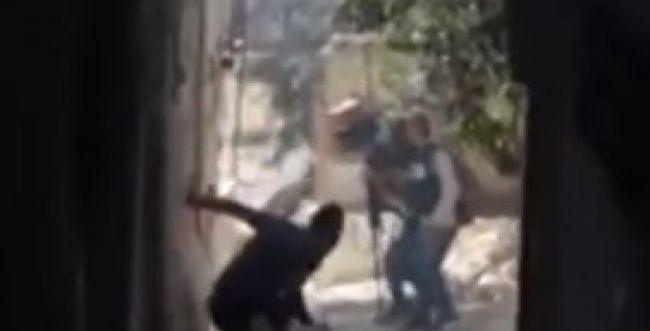 """סרטון קשה לצה""""ל: פלסטיני לא חמוש נורה מטווח קצר"""