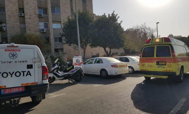 תאונת עבודה: פועל בן 65 נפל מגובה 4 קומות ונהרג