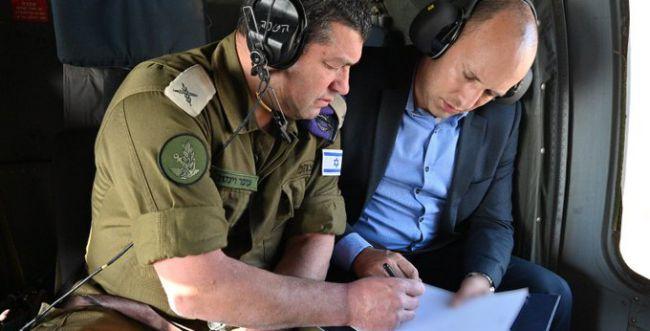 """בנט: """"מי שיורה על מדינת ישראל ביום, לא ישן בלילה"""""""
